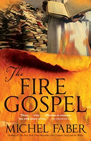 book cover of The Fire Gospel