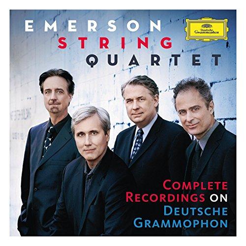 Emerson String Quartet - Complete Recordings On Deutsche Grammophon [52 CD][Box Set]