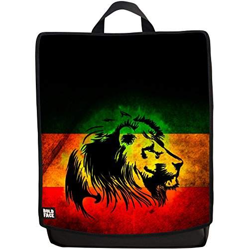 (Rasta Backpacks by BOLDFACE (Rasta Lion))
