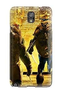 Galaxy Note 3 Hard Back With Bumper Silicone Gel Tpu Case Cover Tmnt Teenage Mutant Ninja Turtles