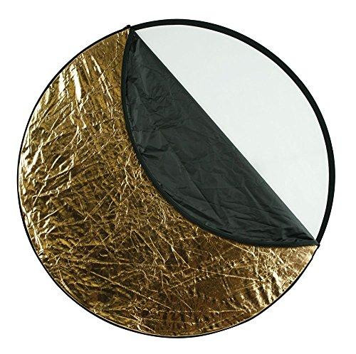 Westcott 308 50-Inch 5-In-1 Reflector (Black) by Westcott