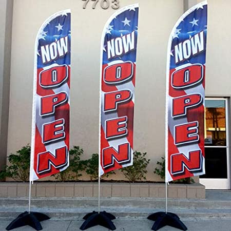 HOT BUYS ADVERTISEMENT 15FT tall SUPER SWOOPER FLAG advertise banner flags  #558