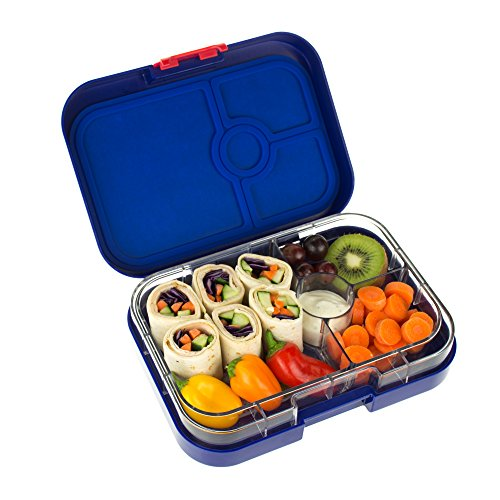 galleon yumbox panino myrtille blue leakproof bento. Black Bedroom Furniture Sets. Home Design Ideas
