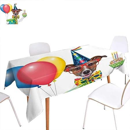 familytaste - Mantel Infantil para Fiesta de cumpleaños con ...