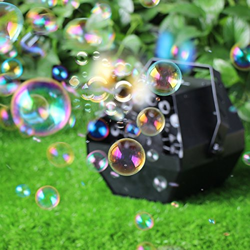 1byone Professional Bubble Machine with High Output ...