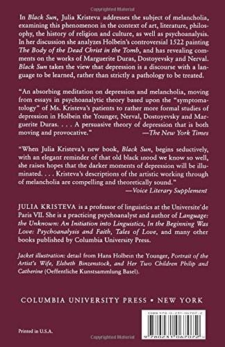 psychoanalytic approach to depression