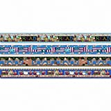 "Teacher Created Resources Susan Winget Border Trim Variety Pack, 3"" x 35' Panels, 48pc"