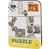 Disney, Nickelodeon, Marvel & More Licensed Character Mini Puzzles in Tins (Despicable Me 3)