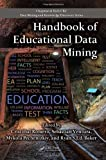 Handbook of Educational Data Mining, , 1439804575