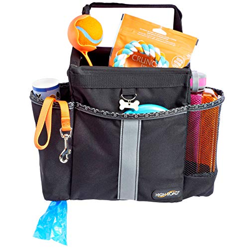 High Road Dog Travel Bag with Waste Bag Dispenser ()