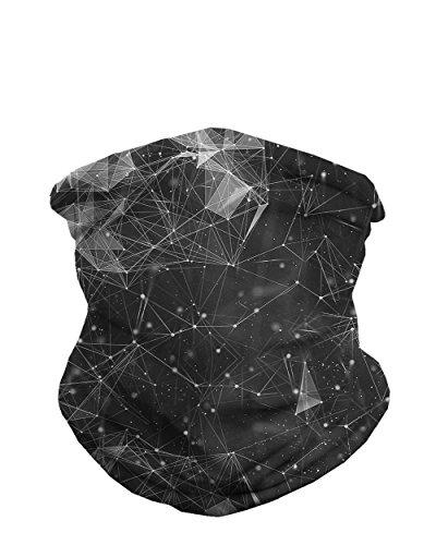 INTO THE AM Spectrum Seamless Mask - Camo Bandanna Digital