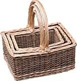 Set of 3 Pennine Shopping Baskets
