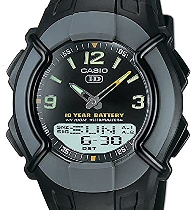 Montre Homme Casio Collection HDC 600 1BVES: : Montres  y2MSf