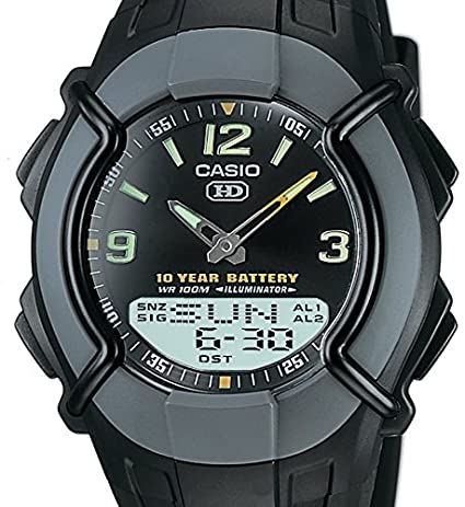 casio collection men s watch hdc 600 1bves amazon co uk watches rh amazon co uk casio hdc 600 instructions casio 2747 hdc-600 manual
