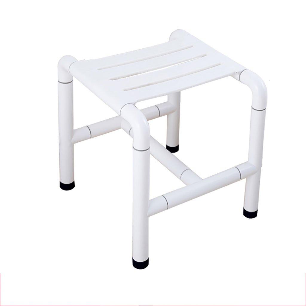 国内初の直営店 ノンスリップバスルームスツール、ステンレススチールシャワースツール 白、高齢者向け安全車椅子 (色 Ailin home : (色 : 白) 白 B07L8RYZLP, MAGAZZINO:a05b0070 --- a0267596.xsph.ru