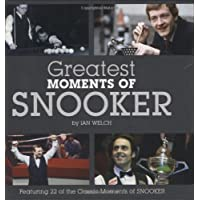 Greatest Moments of Snooker (Little Books)