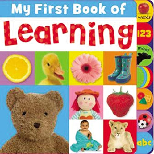 My First Book of Learning Board book – December 31, 2009