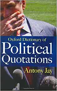 The Concise Oxford Dictionary of Politics
