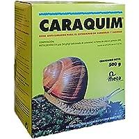 Cebo en gránulos CARAQUIM 500g para controlar CARACOLES