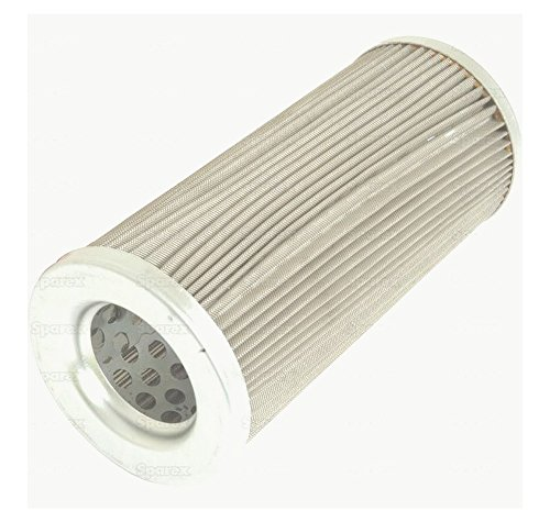 Sparex, S.40883 Filter, Hydraulic, with Gasket & ORings for Massey Ferguson 200 Series 600 Series 240, 250, 253, 265, 270, 275, 283, 290, 298, 298670, 690, 698, 69920E, 30E, 50E