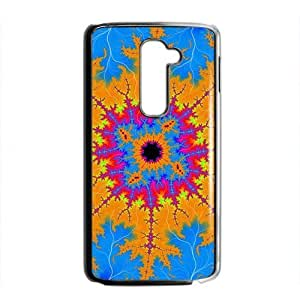 Artistic aesthetic unique flowers fashion phone case for LG G2