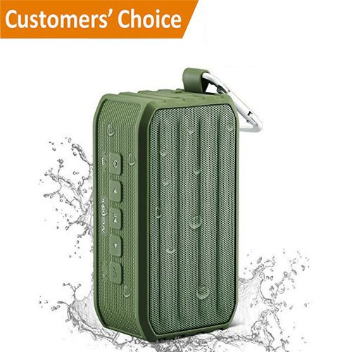 Bluetooth Speakers, Arespark Wireless Outdoor Portable Showe