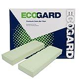 ECOGARD XC15390 Premium Cabin Air Filter Fits Honda Accord / Acura TL, CL