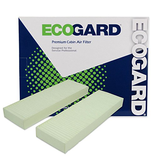 ECOGARD XC15390 Premium Cabin Air Filter Fits Honda Accord / Acura TL, CL