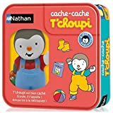 "Nathan ""T'choupi"" Hide and Play Set for Children Aged 1 to 4 Years Electronic Game [French Language]"