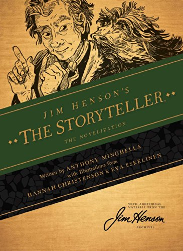Jim Hensons The Storyteller The Novelization [Henson, Jim - Minghella, Anthony] (Tapa Dura)