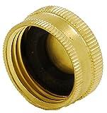 Faucet Cap Gilmour Brass Hose Caps 05HCC