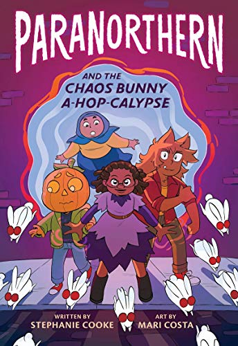 Book Cover: ParaNorthern: And the Chaos Bunny A-hop-calypse