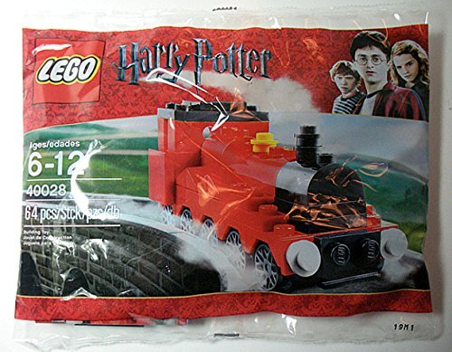 LEGO Harry Potter Exclusive Mini Figure Set #40028 Mini Hogwarts Express Bagged