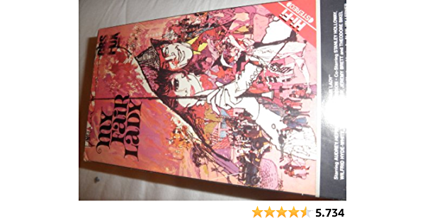 My Fair Lady [Reino Unido] [VHS]: Amazon.es: Audrey Hepburn ...