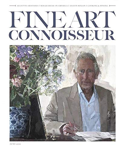 (Fine Art Connoisseur : the Premier Magazine for Informed Col)