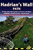 Trailblazer Hadrian's Wall Path: Wallsend (Newcastle) to Bowness-On-Solway - 59 Large-Scale Maps & Guides to 29 Towns and Villages - Planning, Places to Stay, Places to Eat