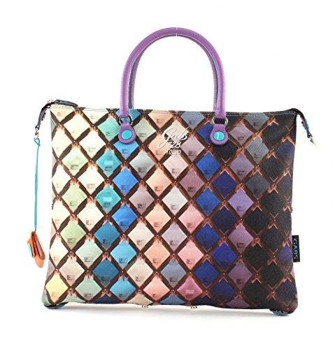 G000030T2 G3 mano DADI Multicolore donna a X0086 GABS S0301 STUDIO borse PRINT nq60wgI