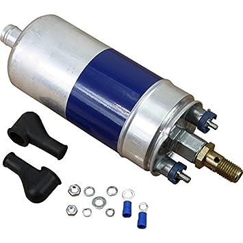 Nueva electrónica Bomba de combustible para 1977 - 1994 audi bmw Volvo Volkswagen 4000 de Porsche 911 de conejo sustituye 0580254957 Bosch 69430: Amazon.es: ...