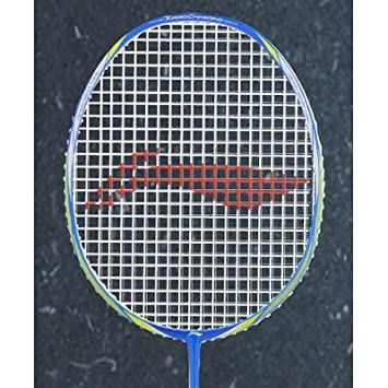Li Ning Turbo X1.0 Badminton Racket with Racket Cover