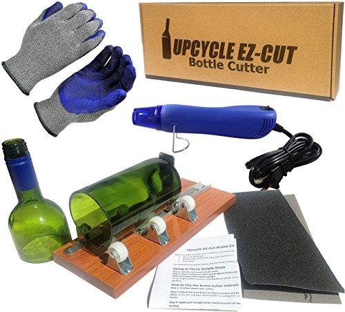 유리 병 커터, 업 사이클 EZ- 컷, 와인 & amp; /Glass Bottl..