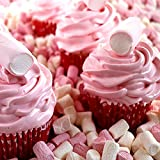 Marshmallow Cupcakes Perfume Body Spray Mist TRIPLE SCENTED SUPER STRONG 125ml - Vegan & Cruelty Free