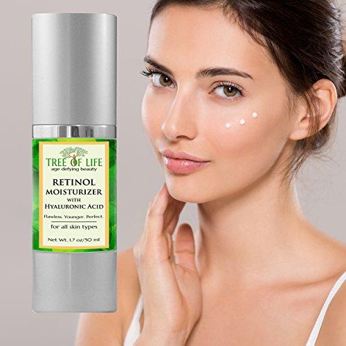 51OITl%2B2ywL - Retinol Moisturizer Face Cream - Clinical Strength