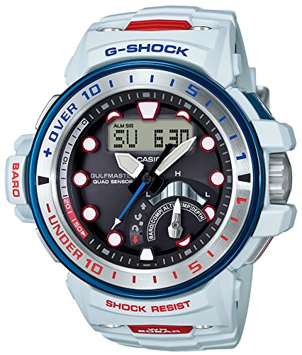 CASIO G-SHOCK GWN-Q1000K-7AJR GULFMASTER MENS(Japan Import-No Warranty)