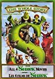 Shrek The Whole Story (Shrek / Shrek 2 / Shrek: The Third / Shrek: Forever After)