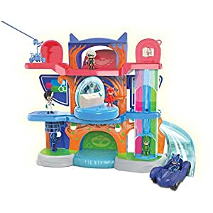 PJ Masks Headquarters Playset by Just Play - Disney Junior