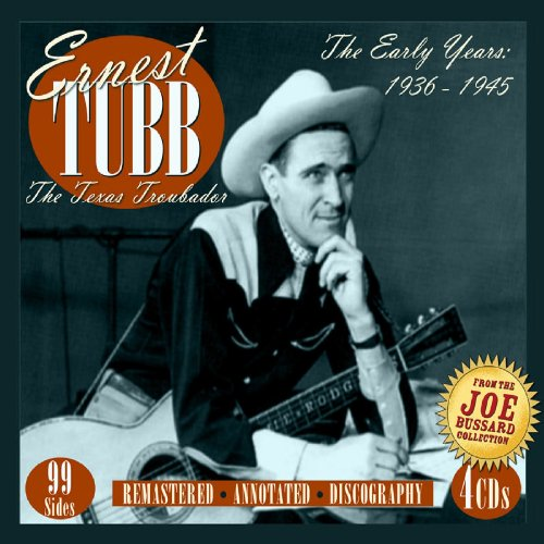 Texas Troubadour: Early Years 1936-1945 by Jsp Records