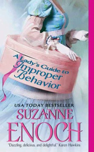 book cover of A Lady\'s Guide to Improper Behavior