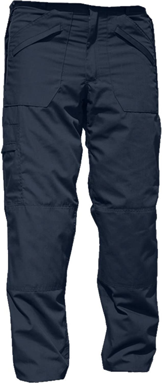 New Lined Action II Trousers Mens Polycotton Outdoor Workwear Pants