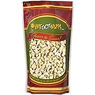 Cashews, Whole, Raw, 320, Bulk Nuts - We Got Nuts (5 LBS.)