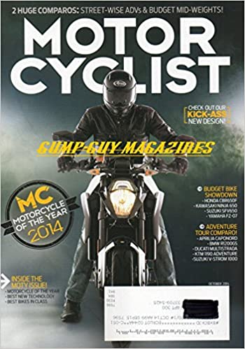 Motorcyclist Magazine October 2014 MOTORCYCLE OF THE YEAR ...